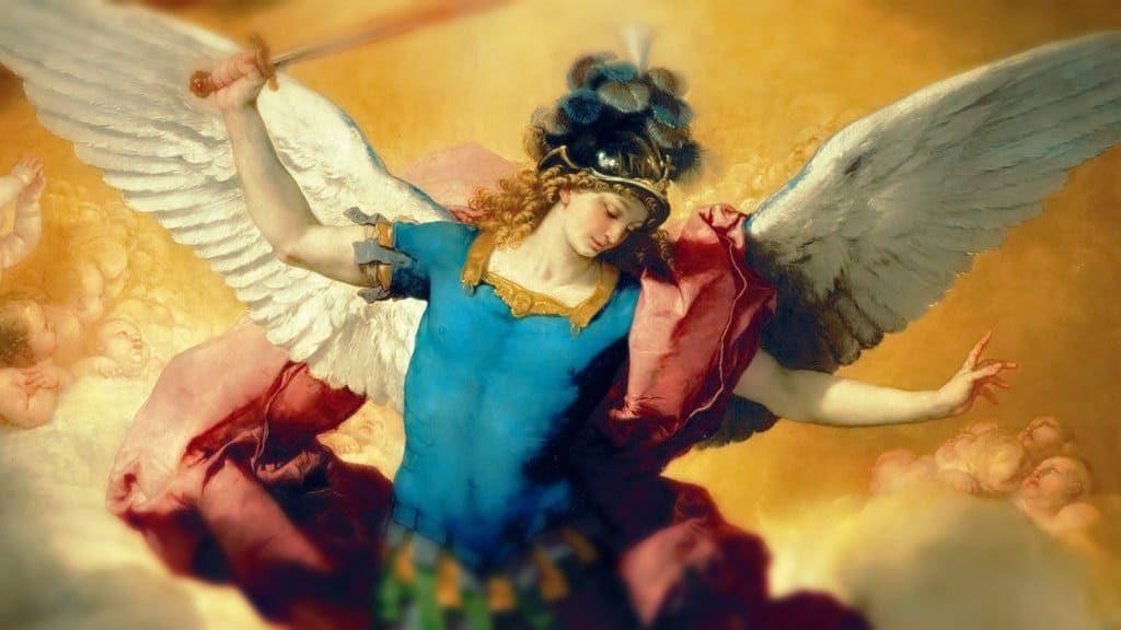 Oración San Miguel Arcángel deudas