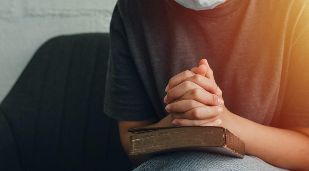 Pedir perdón a Dios
